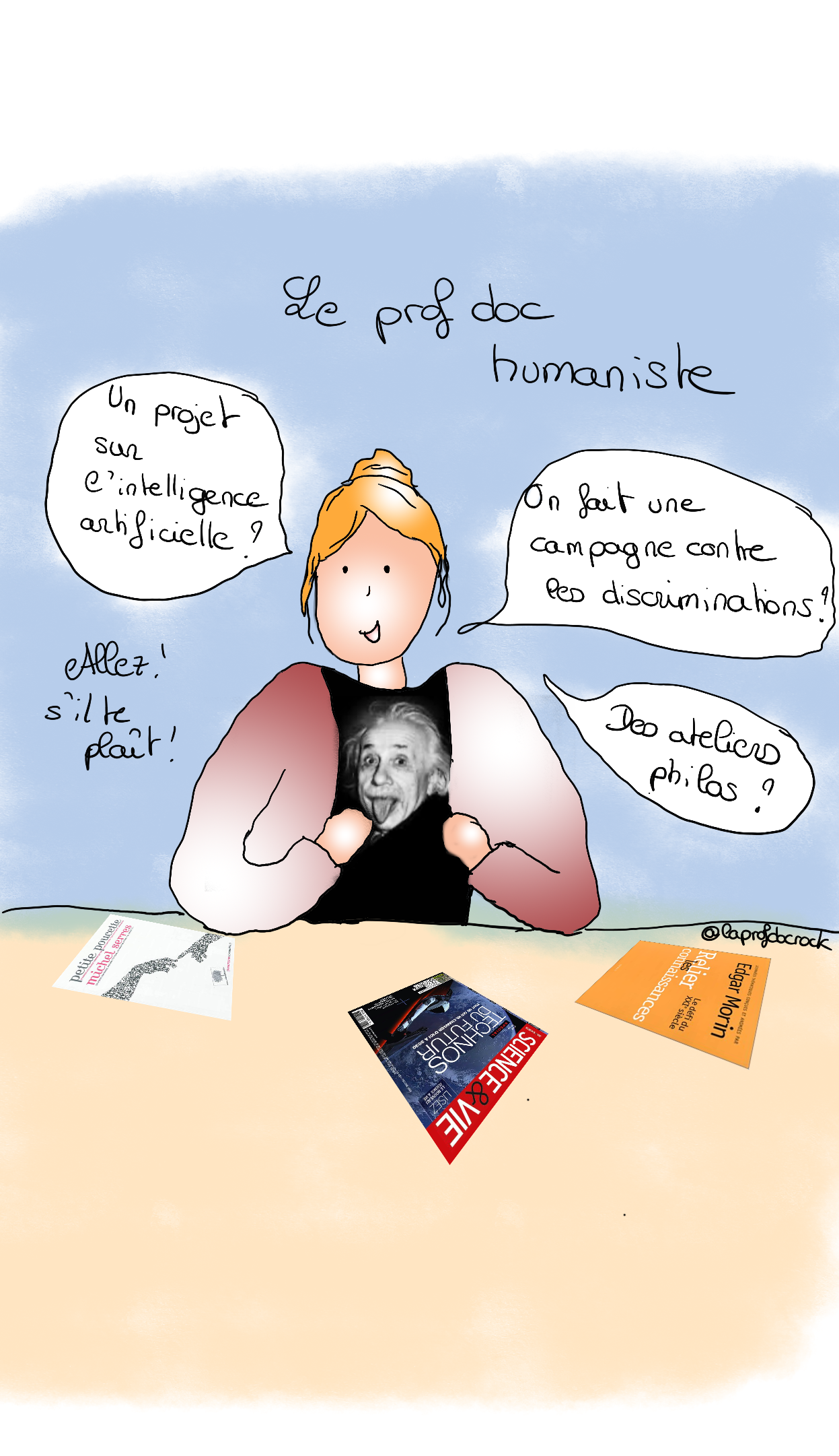 Le Prof doc humaniste