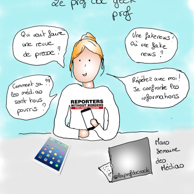 Le profdoc geek