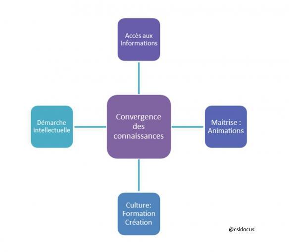 Convergence des connaissances