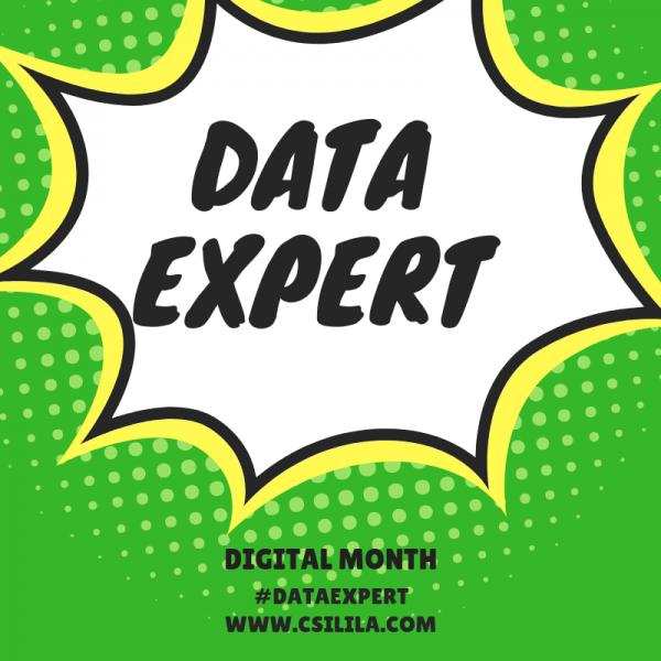 Data expert