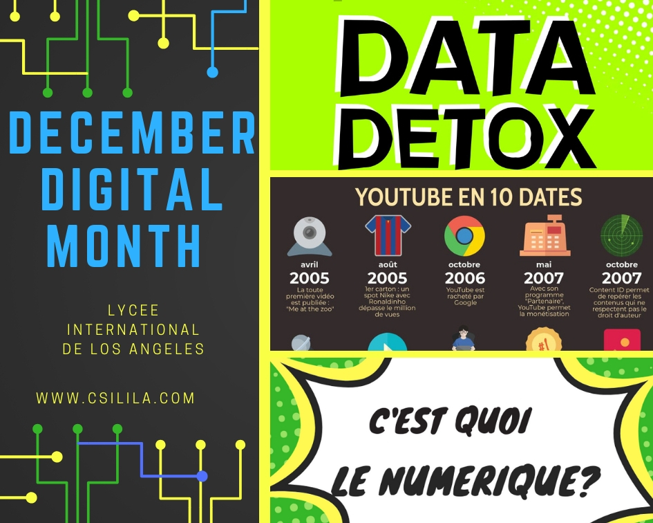 Digital month