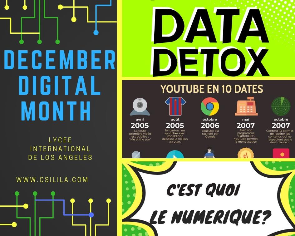 Digital month