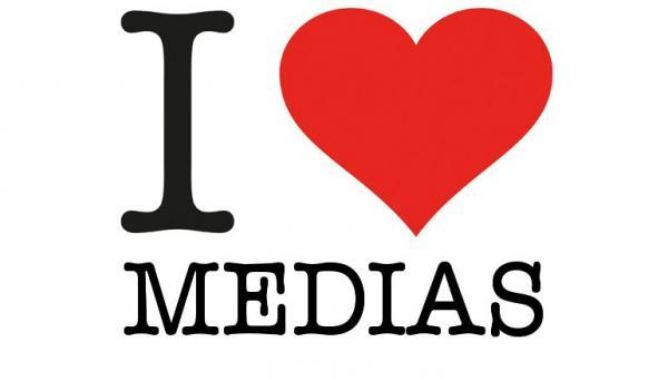 I love medias