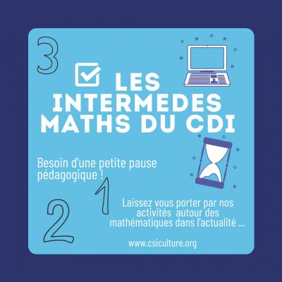 Intermedes maths