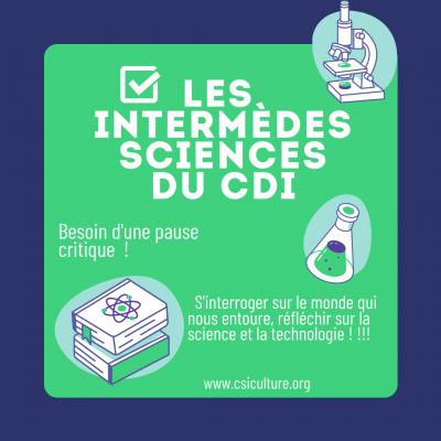 Intermedes sciences