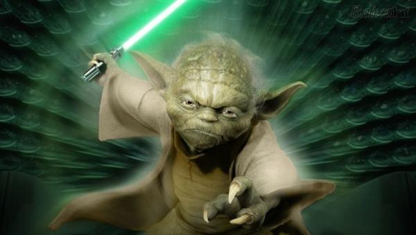 Yoda maitre jedi